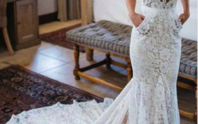 5 Fabulous Wedding Dresses with Pockets