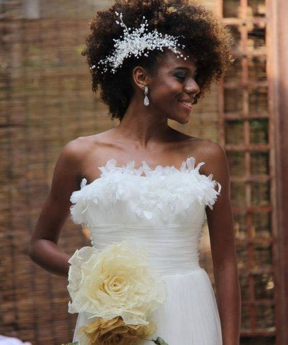 9 Stunning Wedding Hairstyles