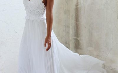 11 Beautiful Beach Wedding Dresses