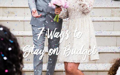 7 Ways to Stay on Budget