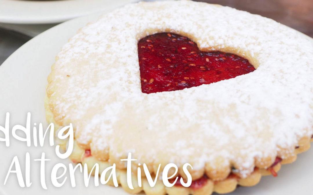 9 Wedding Cake Alternatives