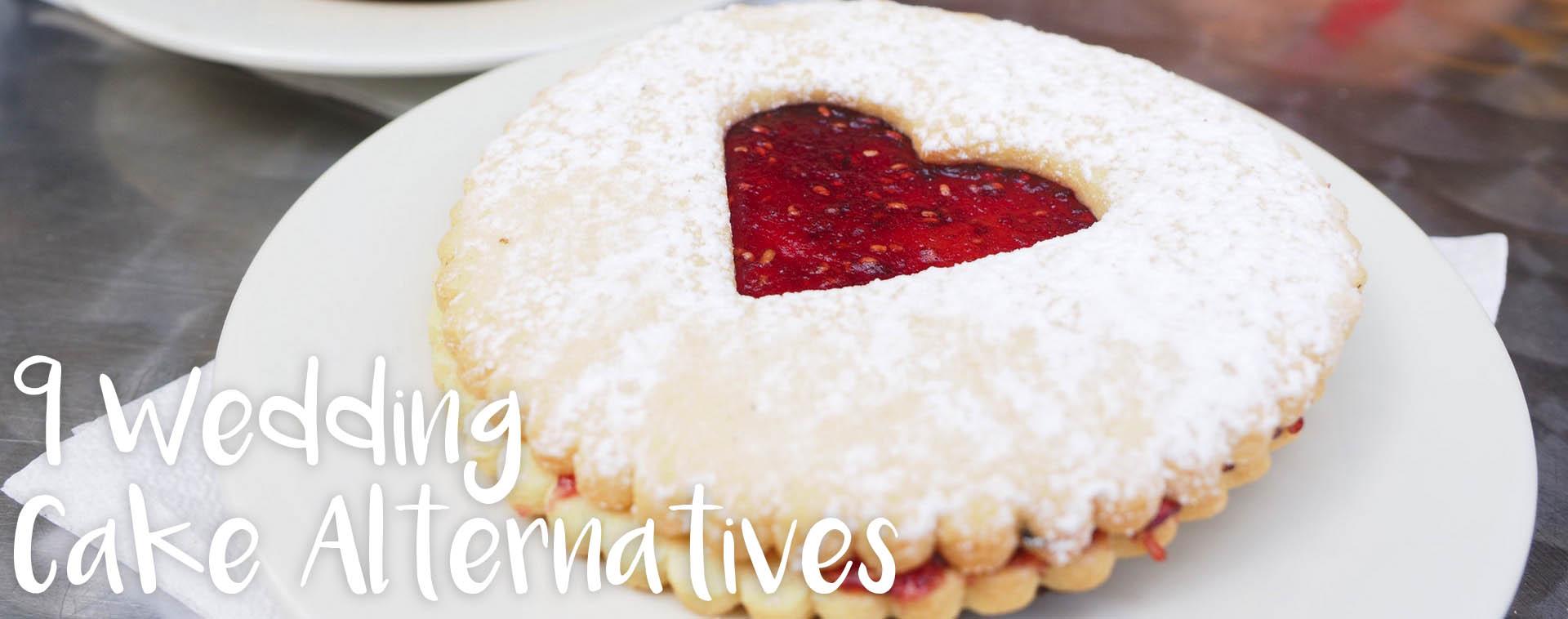 9 Wedding Cake Alternatives - KeelyBurns Blog