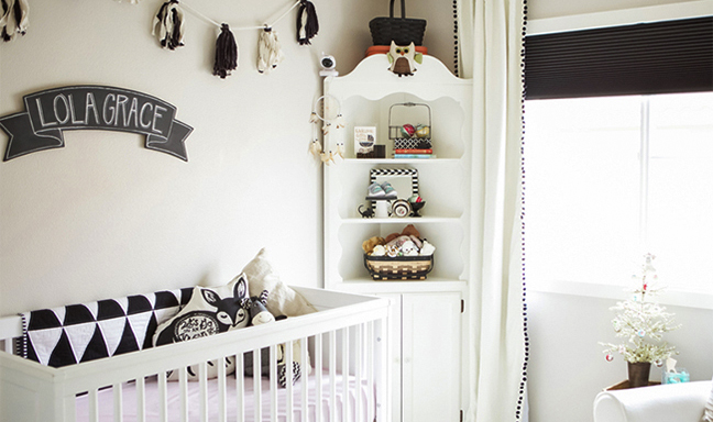 Gender Neutral Baby Room- Cover