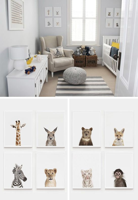 11 Dreamy Gender Neutral Baby Rooms Keelyburns Blog