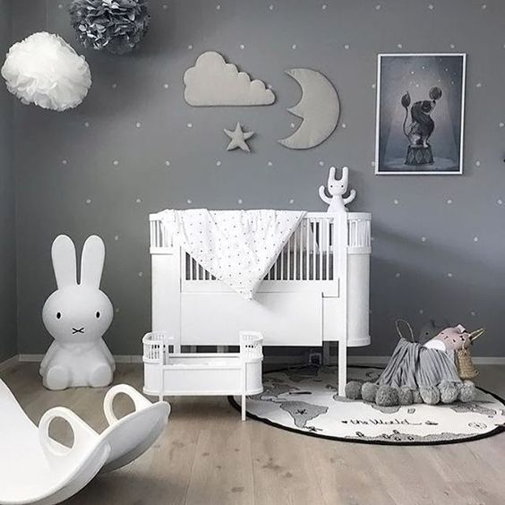 11 Dreamy Gender Neutral Baby Rooms