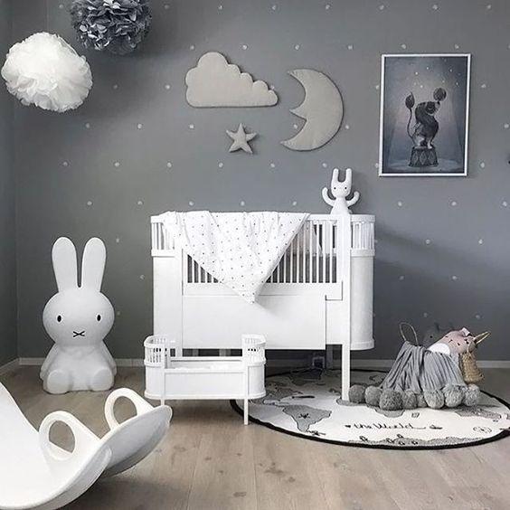 Gender Neutral Baby Room 6