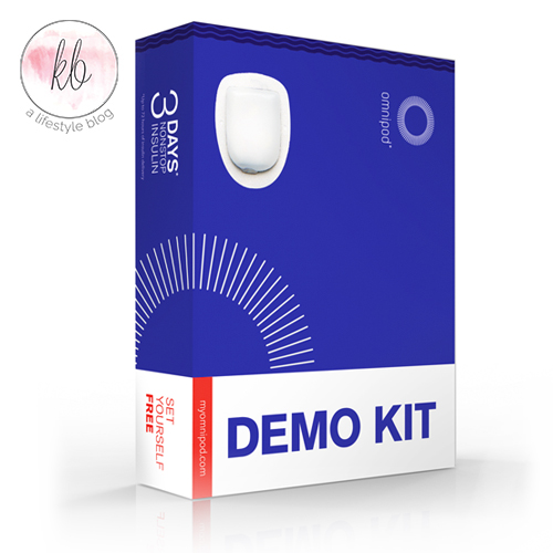 Omnipod Demo Kit